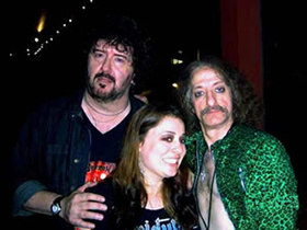 Geof O'Keefe and Bobby Liebling of Pentagram