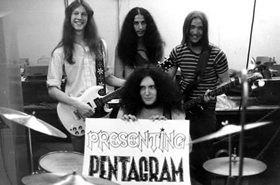 Early Pentagram