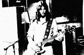 Pentagram Guitarist, Vincent McAllister