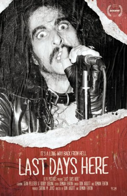 Last Days Here Movie - Story of Booby Liebling of Pentagram and Bedemon