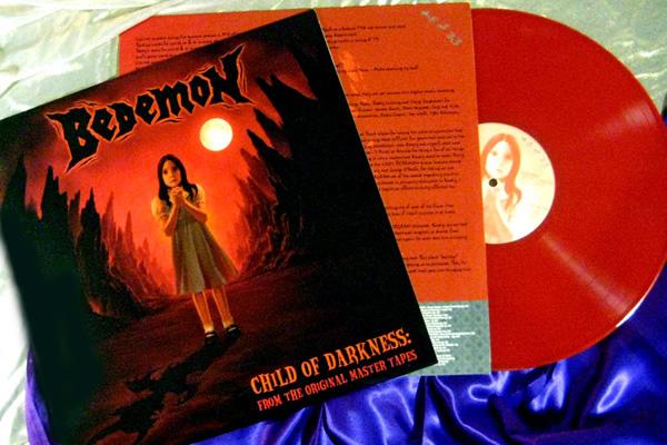 Bedemon CoD Red Vinyl